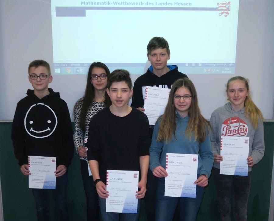 mathematikwettbewerb des landes hessen 2014